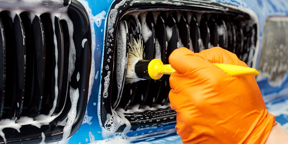 What Car Detailing DOES and DOESN'T Include